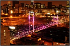 Mandela Bridge Test Run 2012