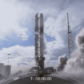 SpaceX launches ISS mission using twice-flown Dragon for the first time — TechCrunch